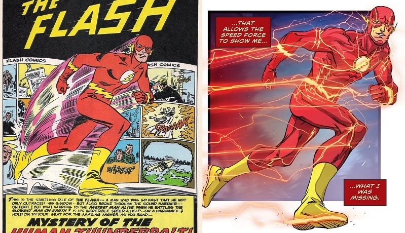 Flash #1 - Mettere i personaggi al centro delle storie