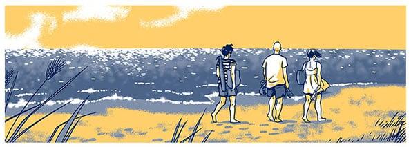 La fine dell'estate (Giulio Macaione)