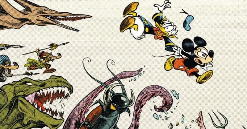 Craziest adventures: comicità francese per Topolino