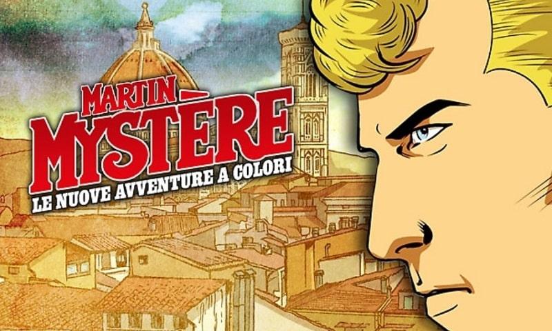 I nuovi Mysteri a colori: intervista ad Andrea Voglino