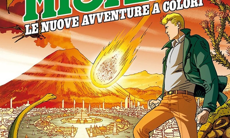 Martin Mystère Le Nuove avventure a colori #3 – L'arca dell'estinzione