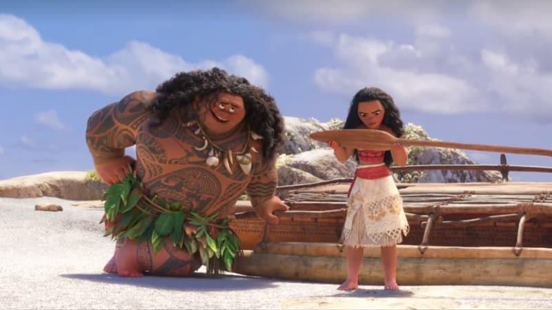 Oceania: mare e avventura nel nuovo film Disney