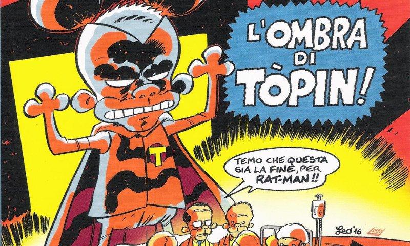 Rat-Man #118 – L'ombra di Tòpin (Ortolani)