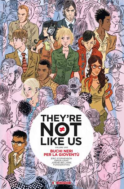 They're not like us: adolescenza, ribellione e superpoteri