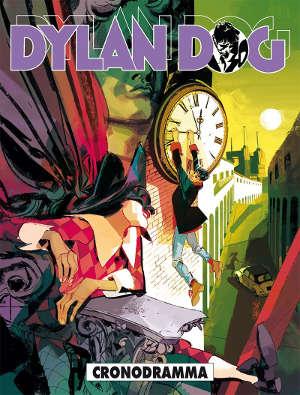 Dylan Dog #365: Cronodramma (Ambrosini, Dell'Edera)