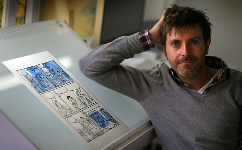 Paco Roca: il fumetto mi fa sentire libero di esprimermi