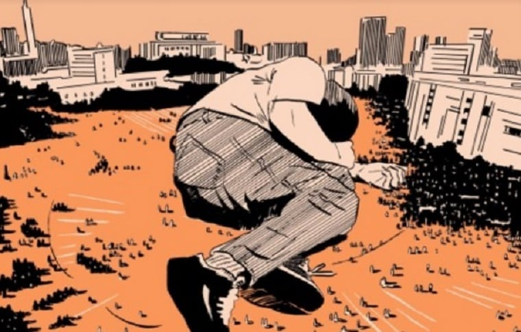 La storia di Giulio Regeni a fumetti su Graphic News