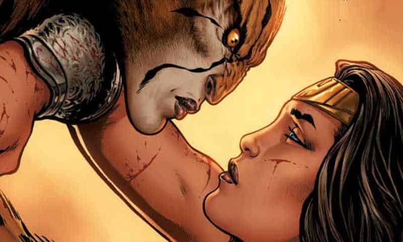 Wonder Woman e un passato avvolto nelle bugie