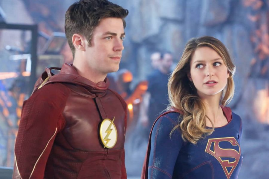 The Flash/Supergirl: il crossover musicale a Marzo