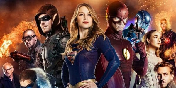 The CW rinnova quattro show DC Comics