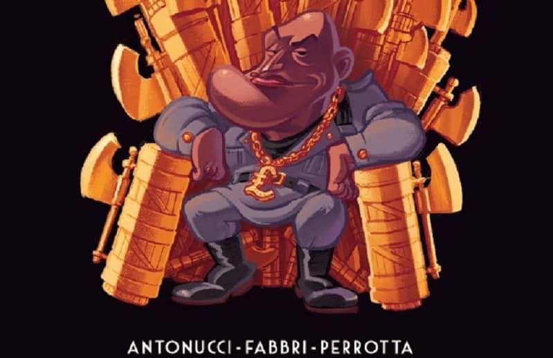 Anteprima: Qvando c'era Lvi #4 di Fabbri, Antonucci, Perrotta