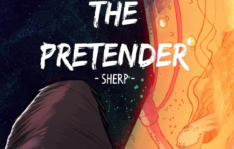 La cover di Sherp il nuovo teaser di The Pretender