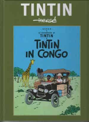 Tintin in Congo e la prova del tempo