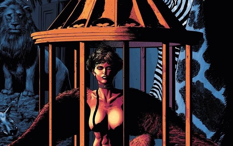 Da Bugs Comics, anteprima di Mostri #7