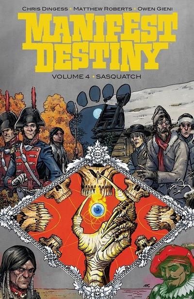 Disponibile il quarto volume di Manifest Destiny