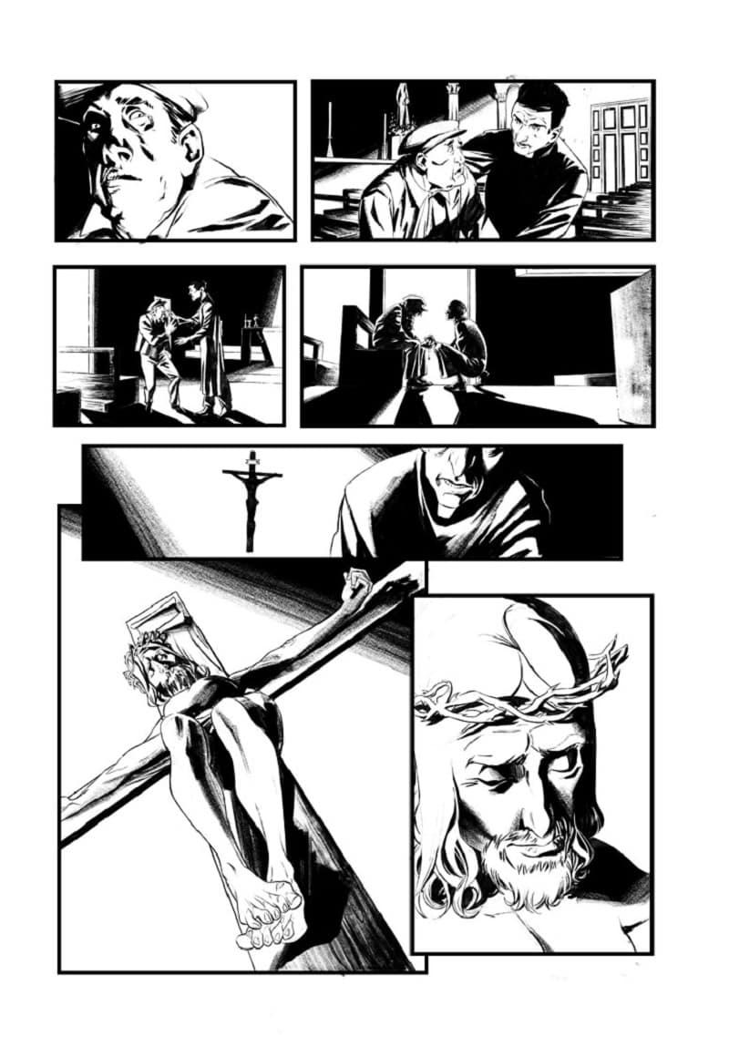 Da Bugs Comics, anteprima di Mostri #7_Anteprime