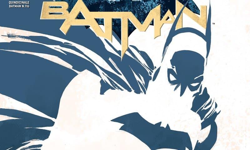 Batman #116 e la poetica dell'eroe