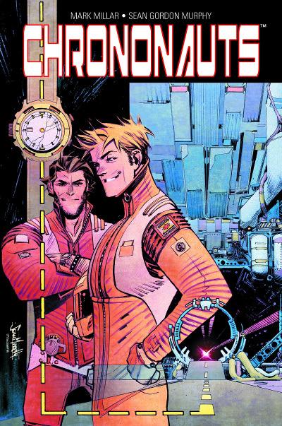 Chrononauts (Millar, Murphy)