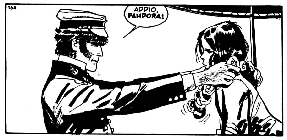 Topolino incontra Corto Maltese
