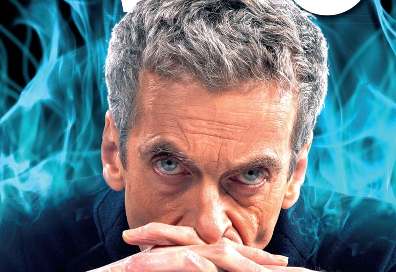 """Anteprima di """"Doctor Who #3"""": il 12° Dottore a fumetti"""