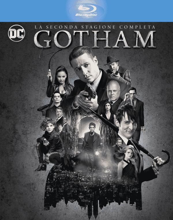Gotham_La Seconda Stagione Completa_BD_2D