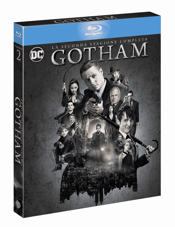 Gotham_La Seconda Stagione Completa_BD_3D