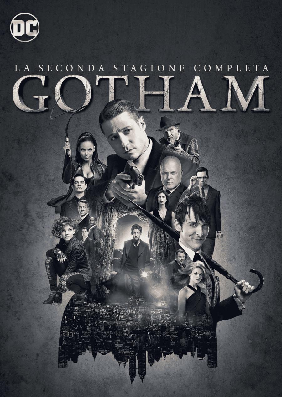Gotham – La seconda stagione in Blu-ray e DVD
