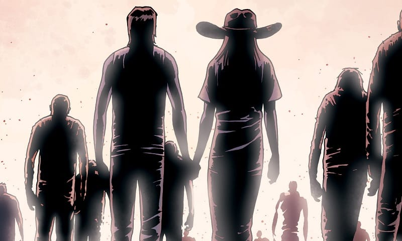 The Walking Dead #45 – Unione (Kirkman, Adlard)