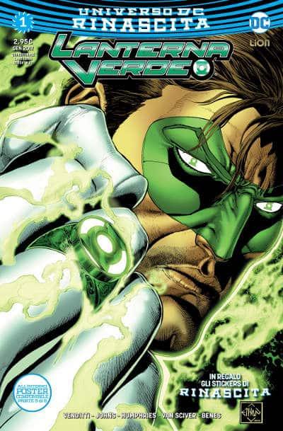 Lanterna verde #1 (AA.VV.)