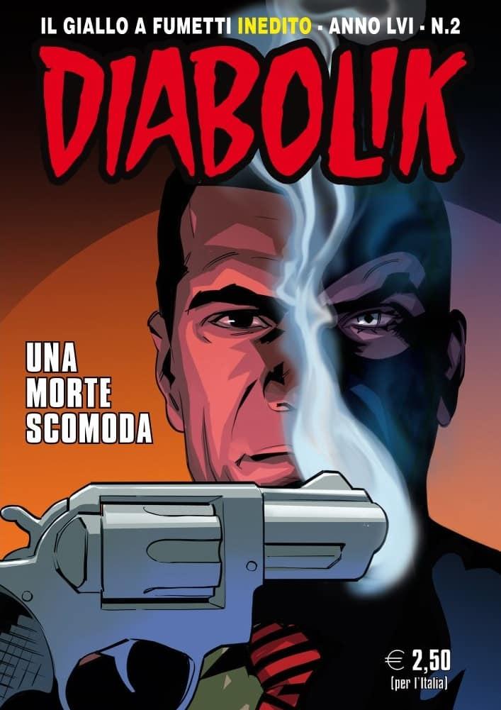 Diabolik anno LVI #2 (Gomboli, Faraci, Facciolo)