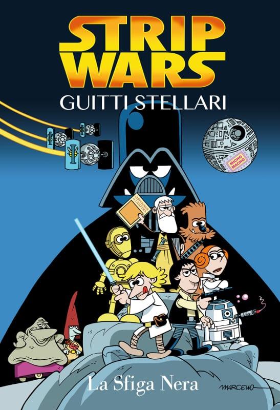 Strip Wars di Marcello Toninelli al Cartoomics 2017