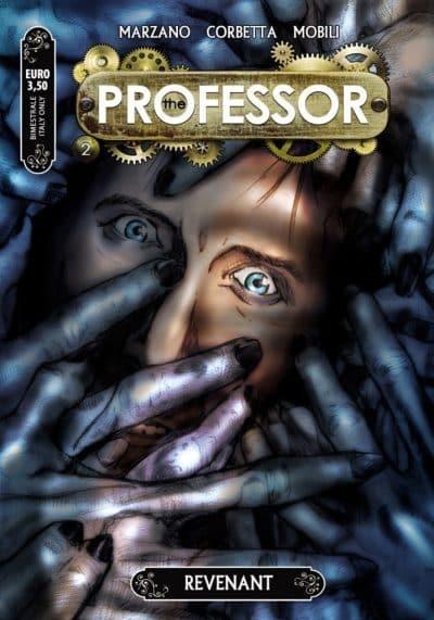 The Professor #2 - Revenant (Marzano, Mobili)