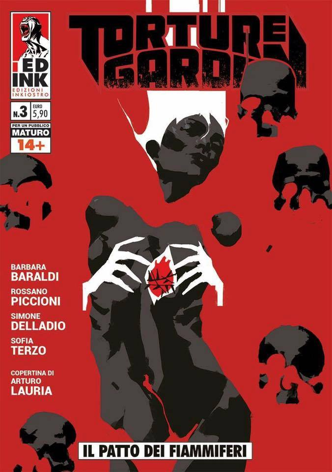 Torture 3 cover Lauria