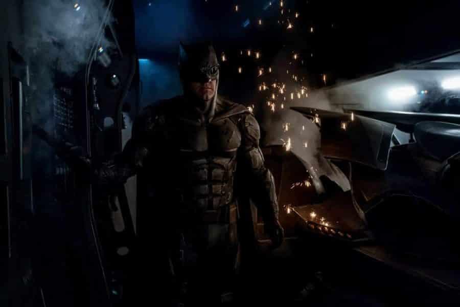 Ben Affleck e Batman, animazione al Festival di Berlino