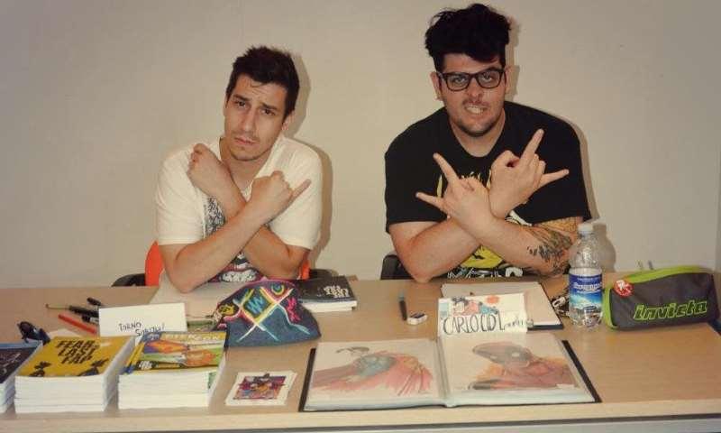 Carlo Lauro e Roberto Megna: Dick & Cok e le parodie a fumetti
