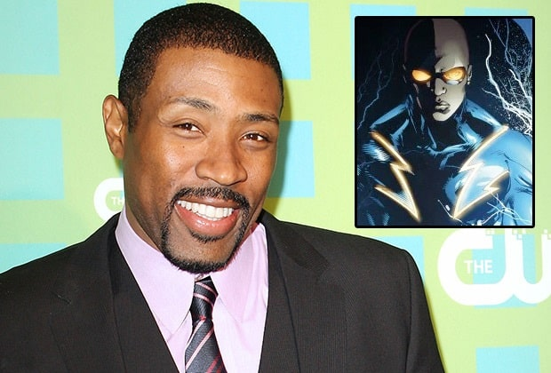 Serie TV Black Lightning: Cress Williams nel cast