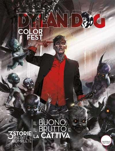 Dylan Dog Color Fest #20 (AAVV)_BreVisioni