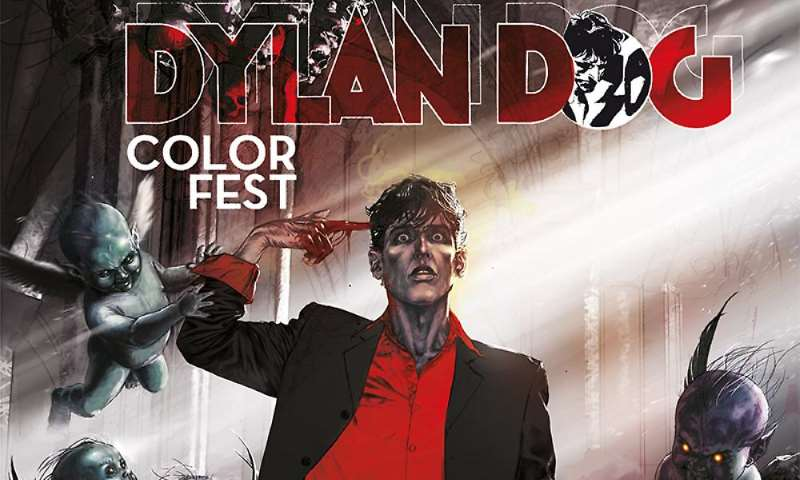 Dylan Dog Color Fest #20 (AAVV)