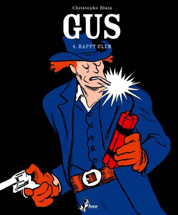 """Disponibile il quarto volume di """"Gus"""", fumetto di Blain"""