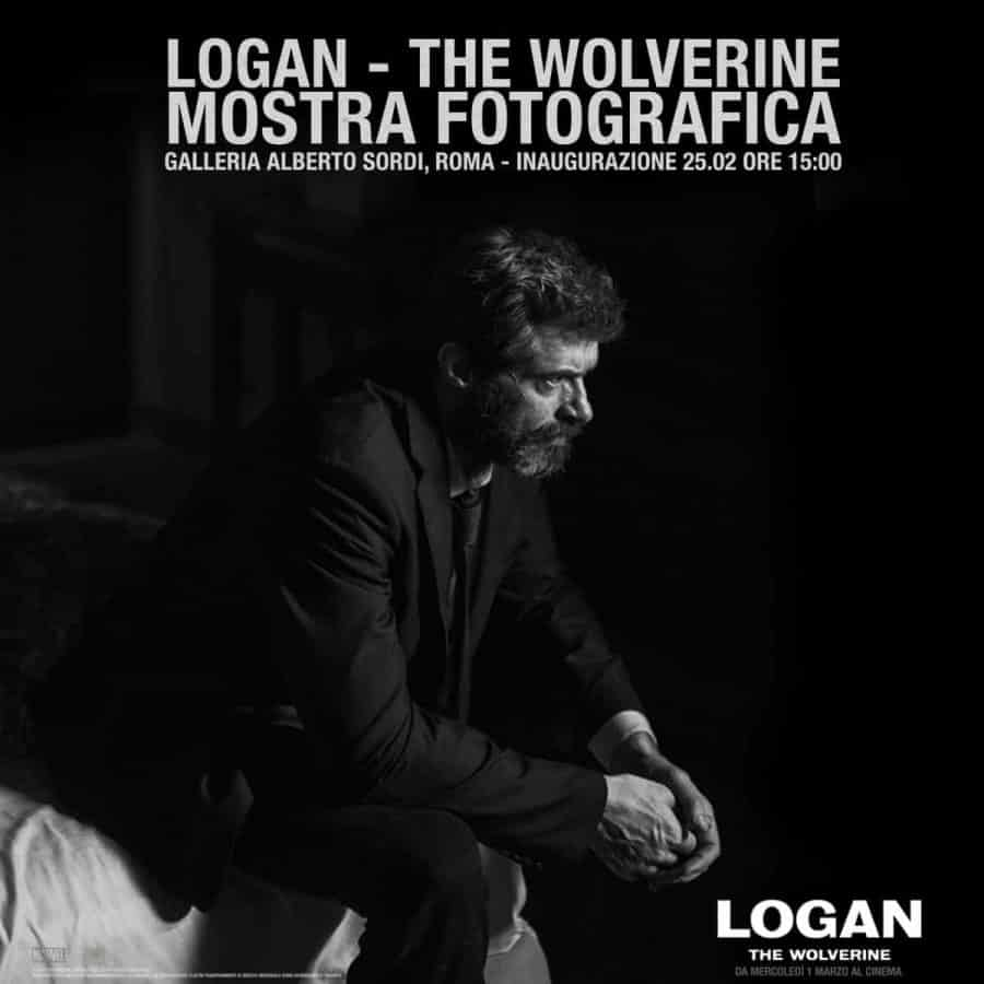 Logan – The Wolverine: La Mostra Fotografica a Roma