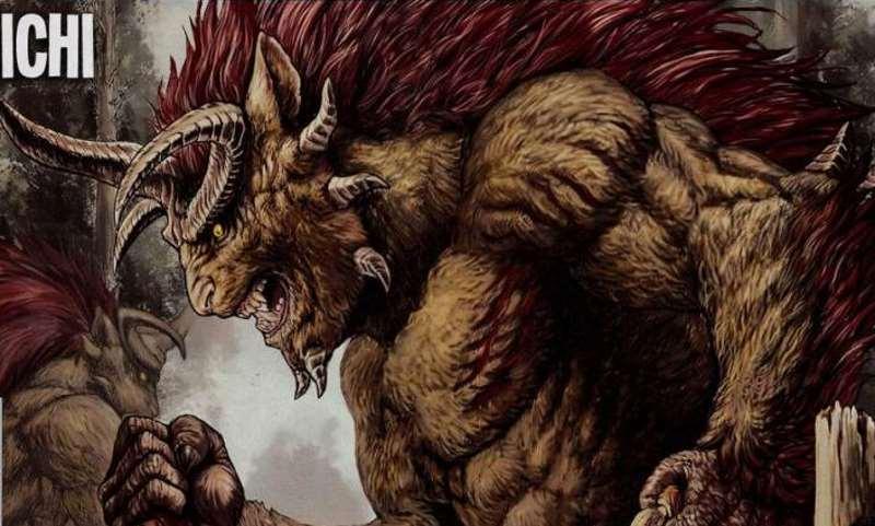 Monster x Monster #1 (Nikiichi Tobita)