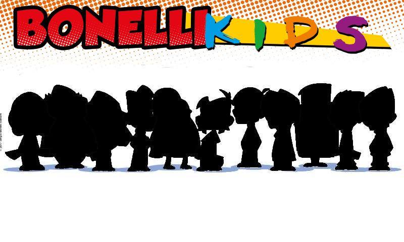 Arrivano i Bonelli Kids: una nuova generazione di eroi
