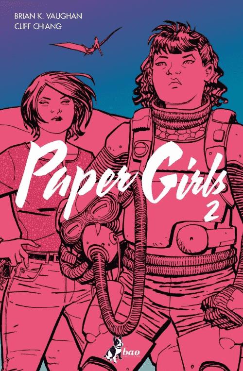Disponibile Paper Girls Vol #2. Leggi l'anteprima_Anteprime