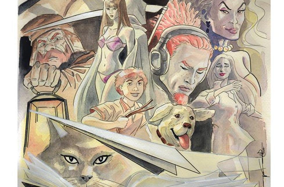 Il fumetto di ComicArte Varese presentato al Cartoomics