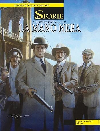 Le Storie #54 - La Mano Nera (Onofrio Catacchio)
