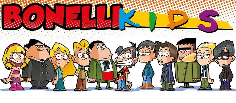 Bonelli Kids: genesi della prima striscia umoristica SBE