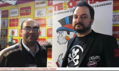 Cartoomics_2017_intervista_Sciarrone