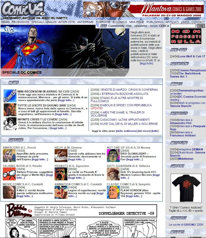 Comicus_2006_Approfondimenti