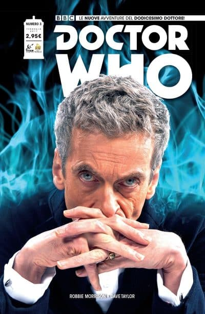 Doctor Who #3 (Morrison, Taylor)
