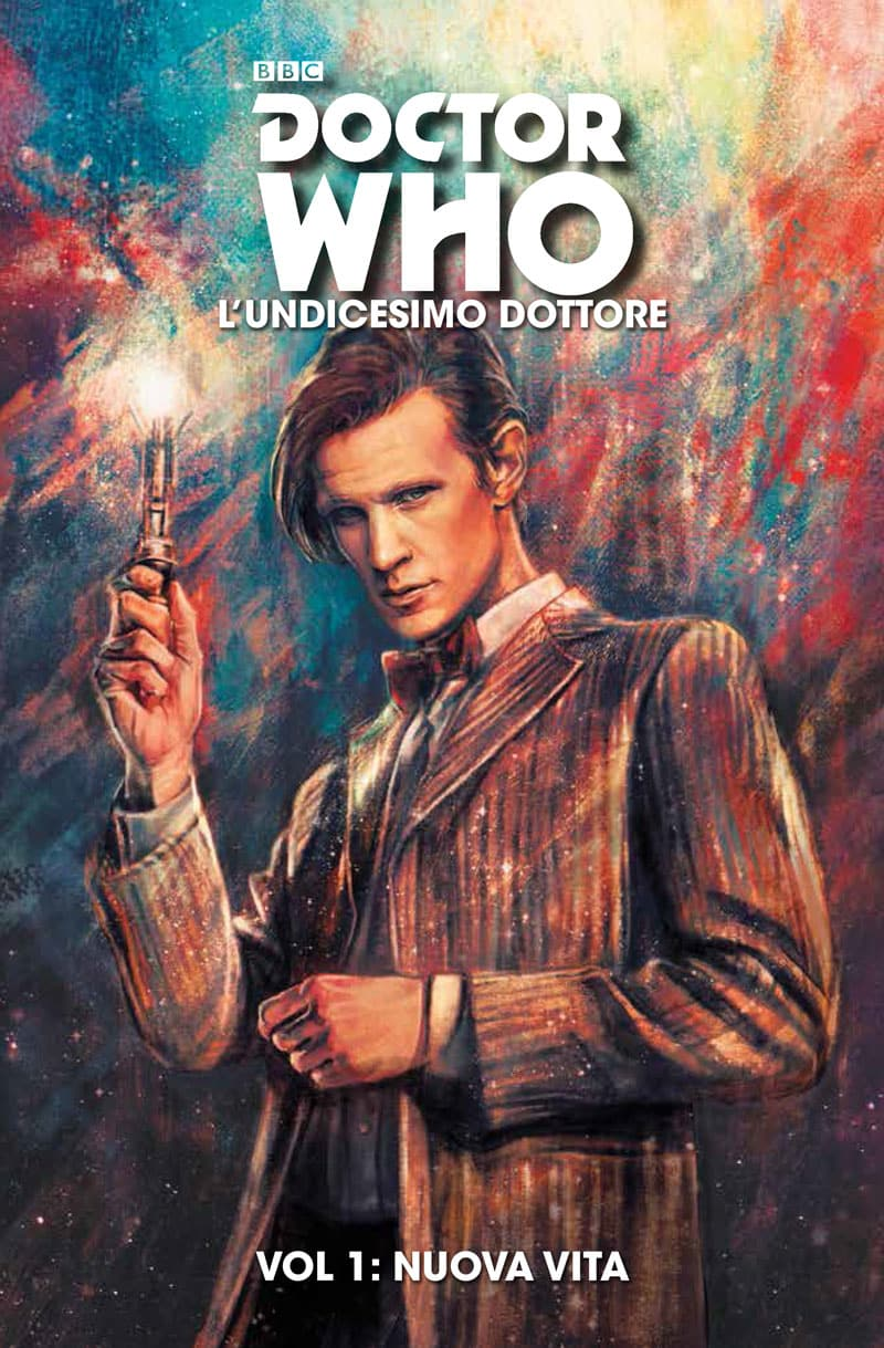 "Anteprima di ""Doctor Who - Undicesimo Dottore""_Anteprime"